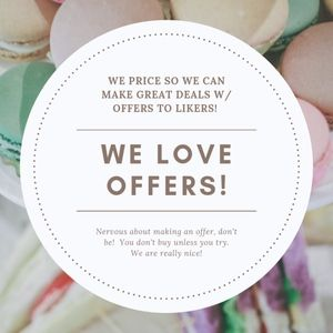 Other - We send great offers to likers!